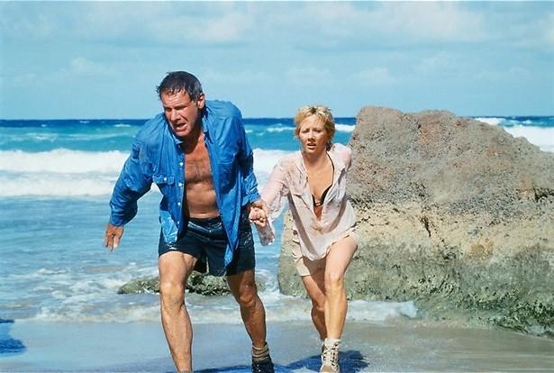 Op een onbewoond eiland met Harrison Ford