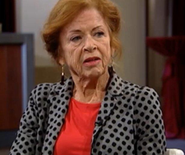 Gezondheid Sonja Barend (75) is fragiel