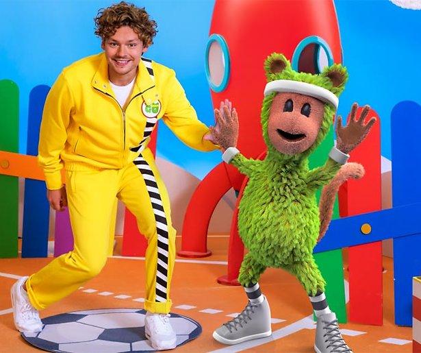Soy Kroon is de nieuwe presentator van Zappelin Go