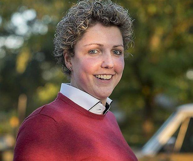 Boerin Steffi verwacht haar eerste kindje