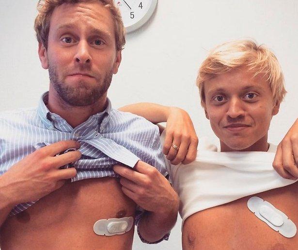 Tim den Besten en Nicolaas Veul van start met Super Stream Me