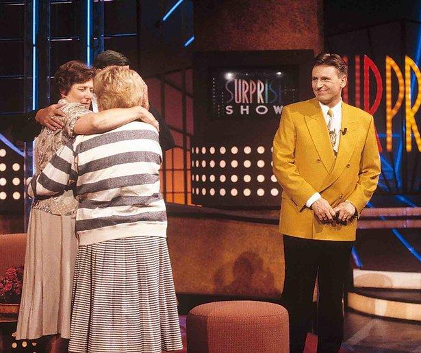 Winnaar Gouden Televizier-Ring 1988: Surpriseshow