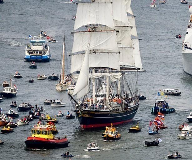 Toch een sóórt Sail
