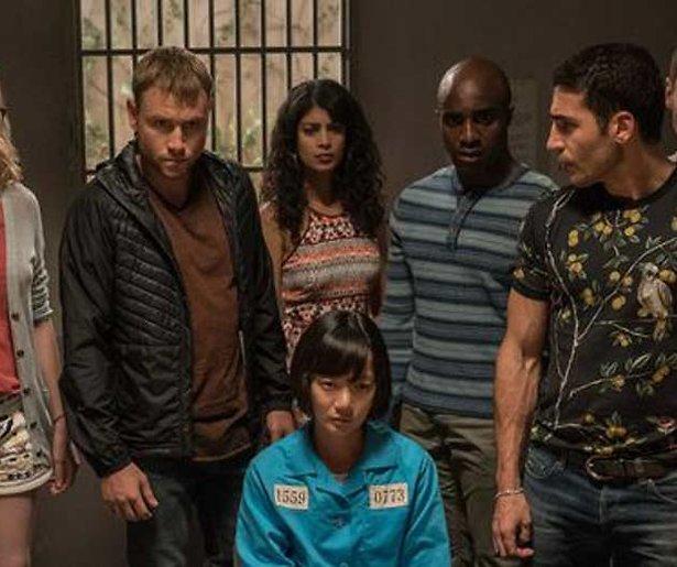 Netflix stopt met sciencefiction-serie Sense8