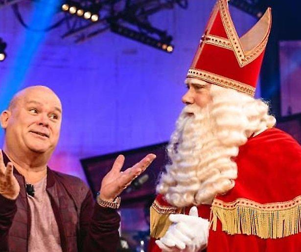 De tv van gisteren: Sinterklaas is kijkcijferkanon
