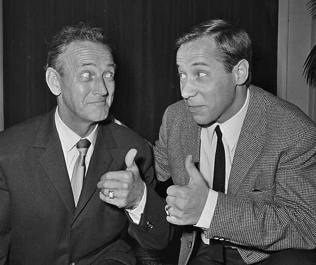 Winnaar Gouden Televizier-Ring 1964: Stiefbeen en Zoon