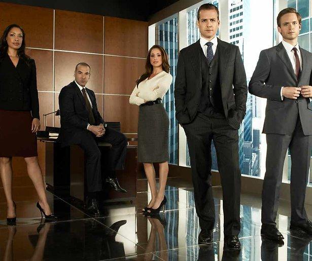 Suits gaat door zonder hoofdrolspelers