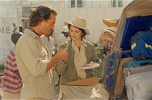 Zandhappen met Matthew McConaughey en Penélope Cruz