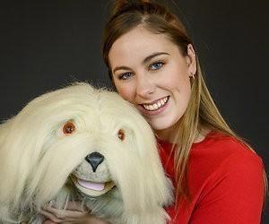 Samson met nieuw baasje Marie in nieuwe reeks te zien bij NPO Zapp