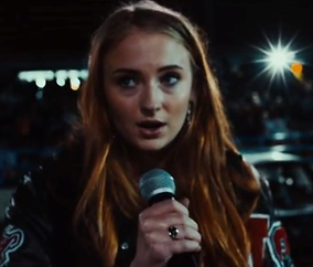 YouTube-hit: Sansa uit Game of Thrones in videoclip Bastille