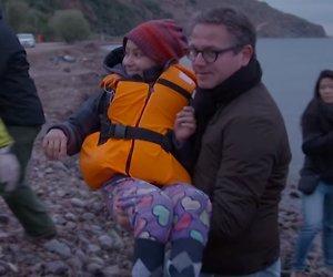 Guus Meeuwis redt vluchtelingen voor EO