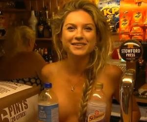 Lauren Verster naakt!