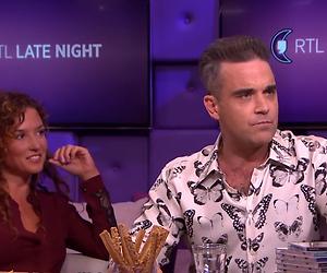 De TV van gisteren: Robbie Williams in RTL Late Night trekt 879.000 kijkers