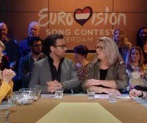 Eurovisie op de hak