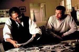 Morgan Freeman en Brad Pitt lossen moorden op