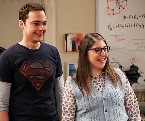 Big Bang-sterren Sheldon en Amy samen in nieuwe comedyserie
