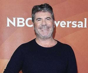 Simon Cowell loopt alweer na operatie aan gebroken rug