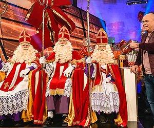 Paul de Leeuw strikt Anouk voor Sinterklaasshow