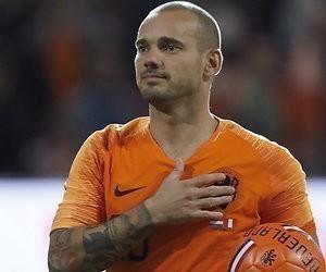 Wilfred Genee wil Wesley Sneijder als analist bij de televisie halen