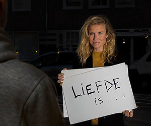 Sophie Hilbrand over Liefde is...