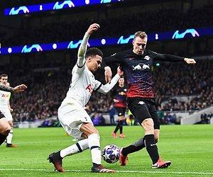 Tottenham zoekt revanche tegen Leipzig