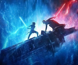 Star Wars: The rise of Skywalker zie je bij Disney+