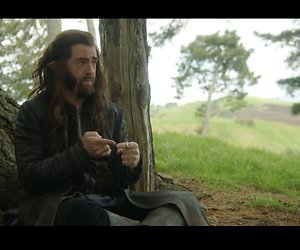 Videosnack: Stephen Colbert maakt eigen Lord of the Rings prequel