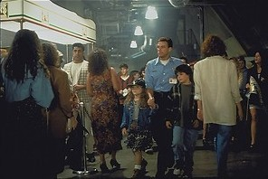 Jean-Claude Van Damme redt zijn dochter