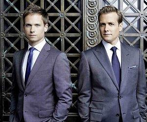 Ook de mannen van Suits gaan hand in hand