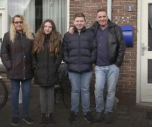 Kijk terug in tweets: Lieve gezinnen maar frustraties over geregisseerde Steenrijk, straatarm