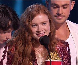 Stranger Things grote winnaar MTV Movie & TV Awards