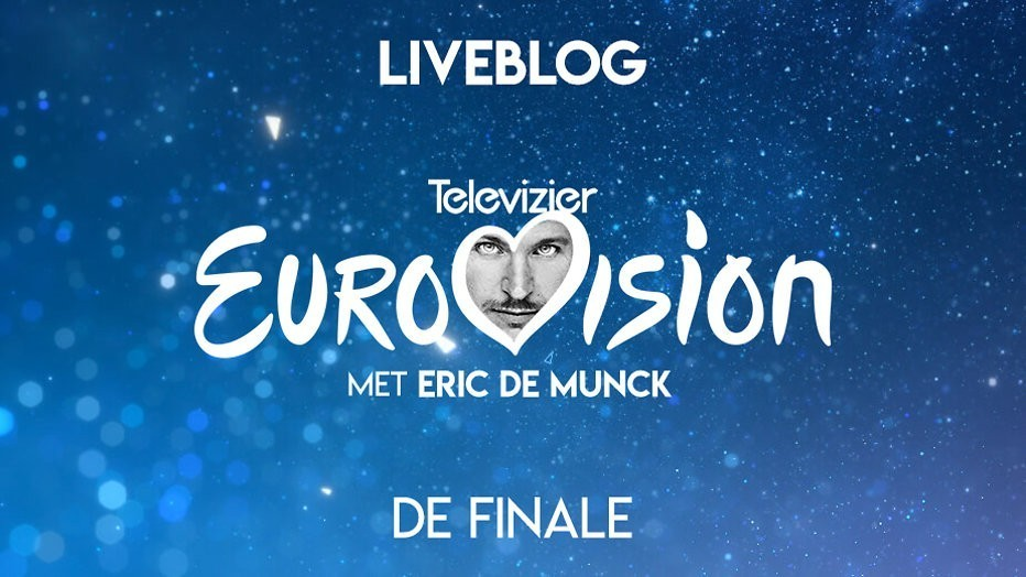 De hele avond live tijdens de grote finale van het Eurovisie Songfestival 2019 in Tel Aviv!
