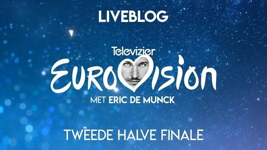 De hele avond live tijdens de tweede halve finale van het Eurovisie Songfestival 2019 in Tel Aviv!