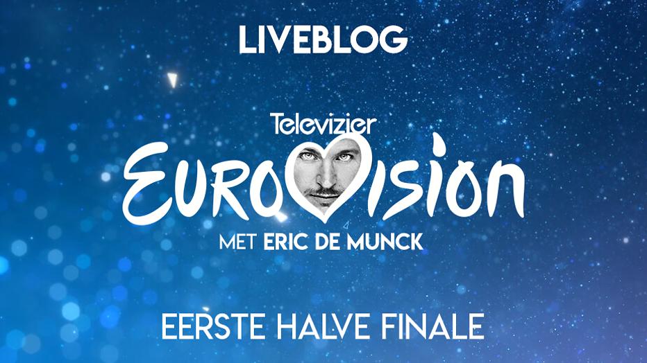 De hele avond live tijdens de eerste halve finale van het Eurovisie Songfestival 2019 in Tel Aviv!