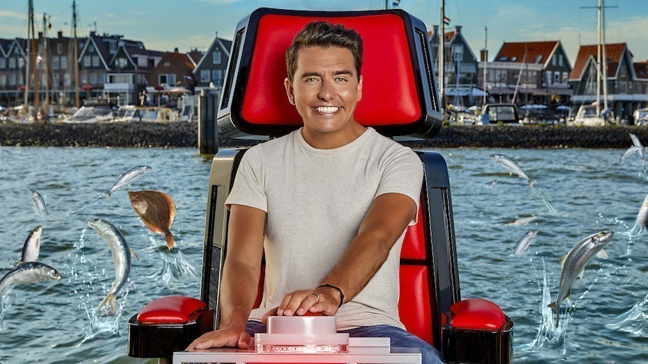 Jan Smit The voice of Holland