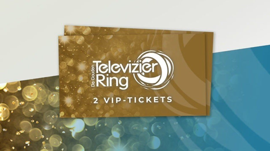 Win VIP-tickets voor het Gouden Televizier-Ring Gala!