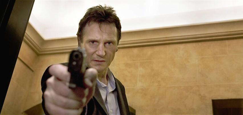 Liam Neeson gebruikt zijn talenten