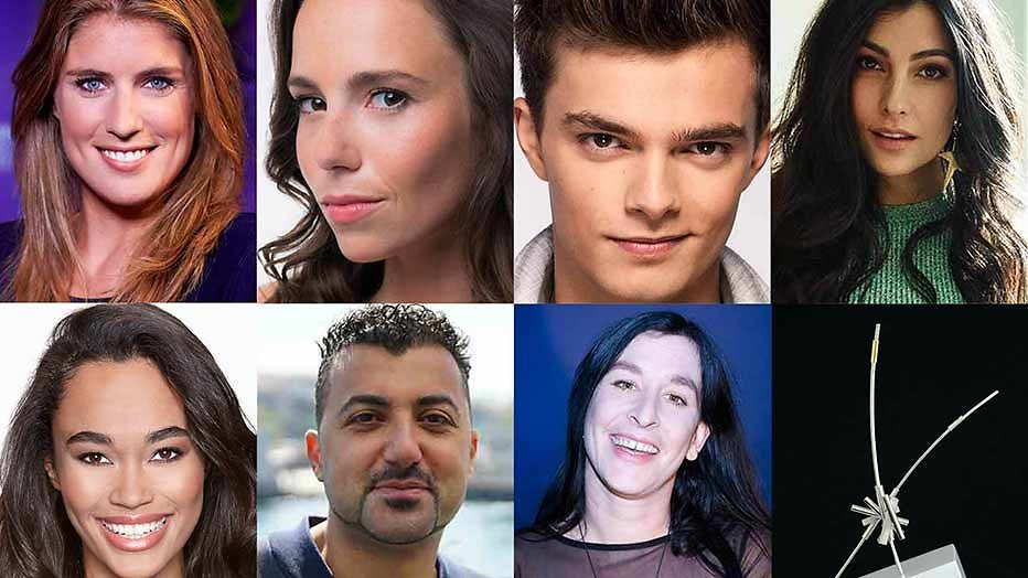 Tussenstand Televizier Talent Award 2017