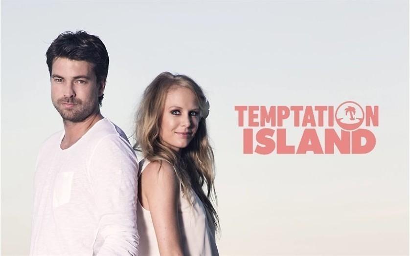 Partners, handjes thuis! in Temptation Island