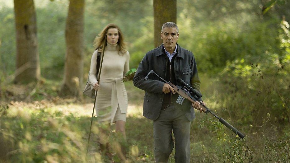 Kijktip: Thekla Reuten schittert naast George Clooney in The American