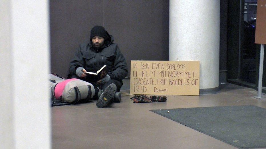 Kijktip: Dragan Bakema dakloos in Homeless experience