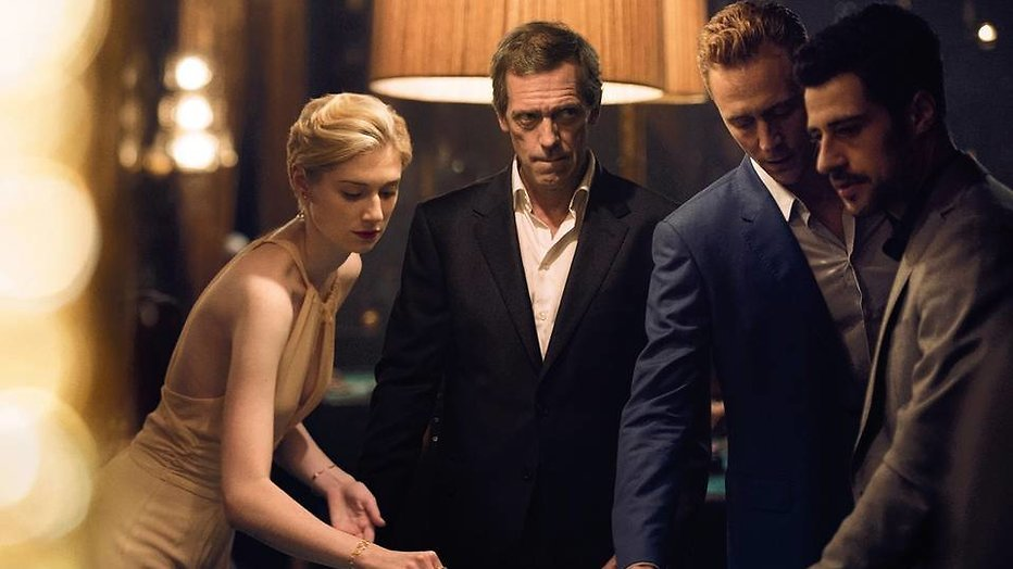 Topserie The Night Manager bij Avrotros