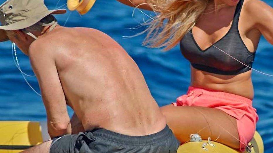 Jorg en Kim overleefden in The Raft vijf dagen op zee zonder water en eten