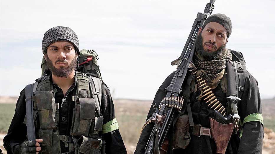 Yannick de Waal in Britse IS-serie The State