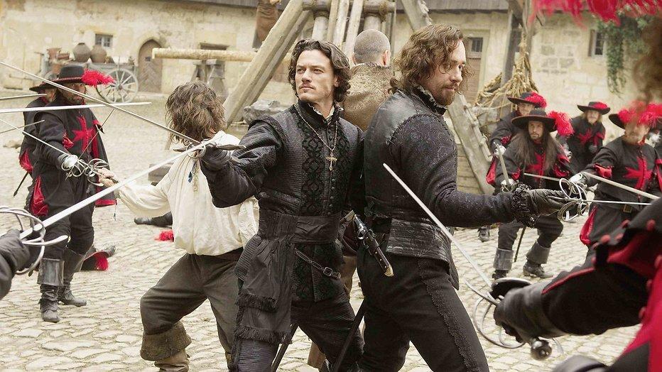 Kijktip: Musketiers redden koning in The Three Musketeers