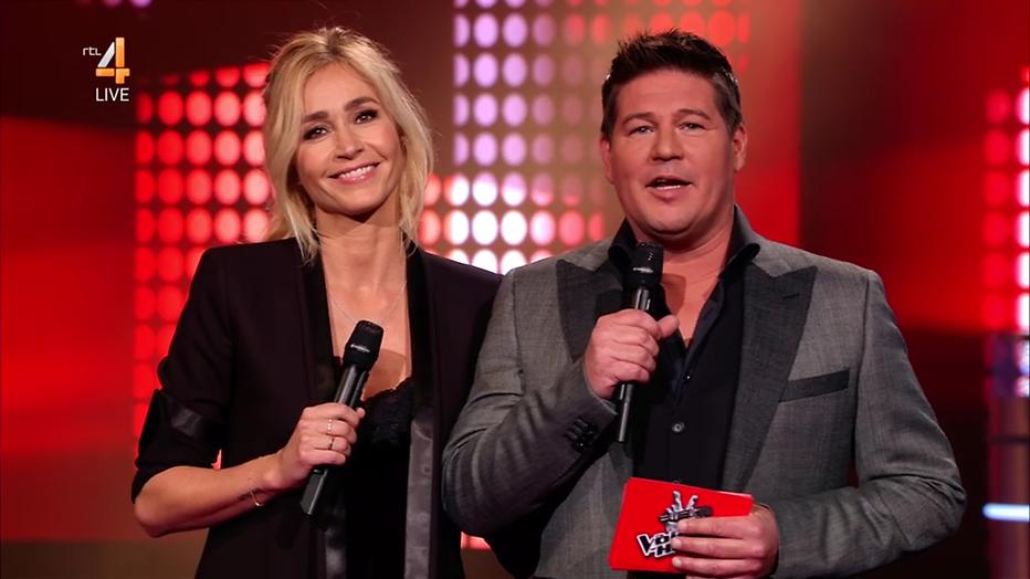 De TV van gisteren: Halve finale Voice of Holland best bekeken