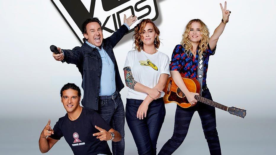 De TV van gisteren: Gouden keeltjes van The Voice Kids scoren