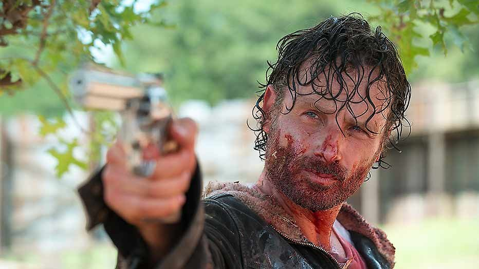 8ste seizoen The Walking Dead start op 23 oktober 2017