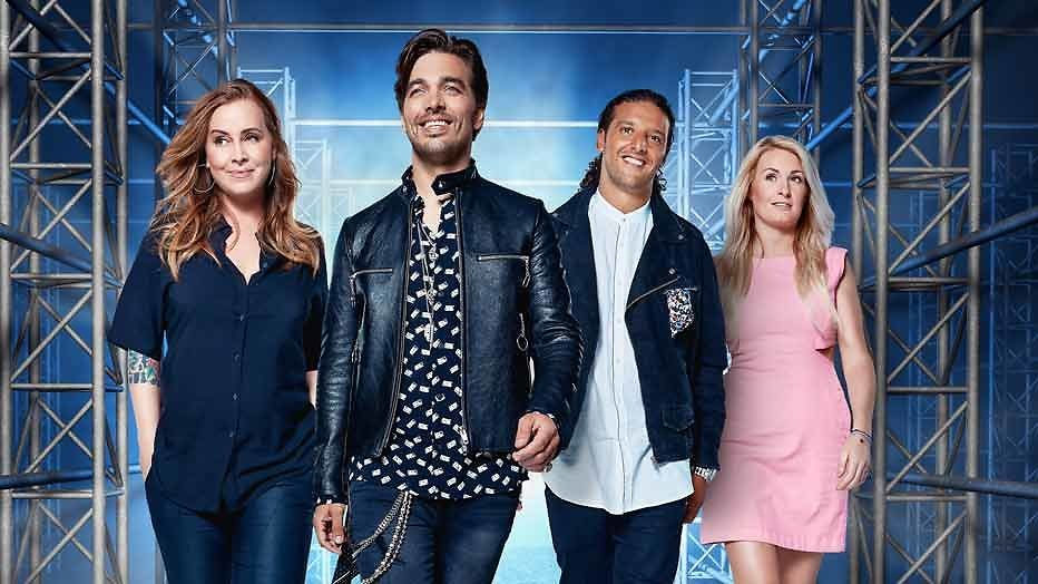 Teams liveshows The Voice of Holland bekend