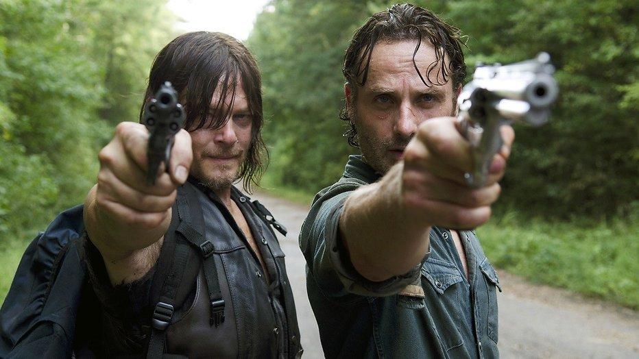 Extra lange The Walking Dead-aflevering